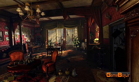 خرید بازی Sherlock Holmes Crimes and Punishments PC